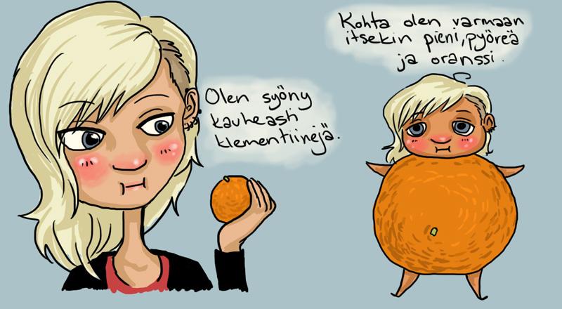 Klementiinit
