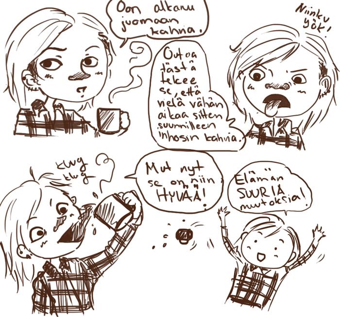 Kahvia kaikille